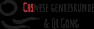 Logo Chinese Geneeskunde en Qi Gong